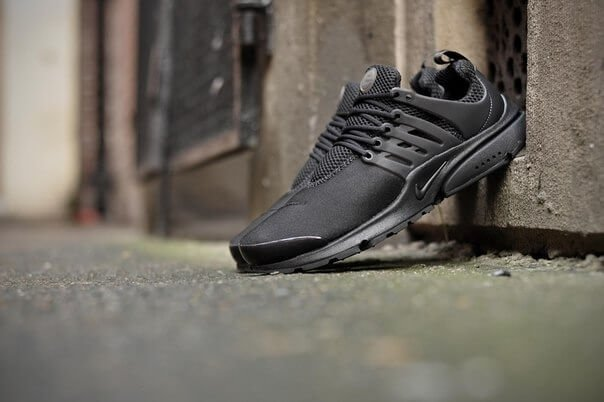 Nike Air Presto «Triple Black»