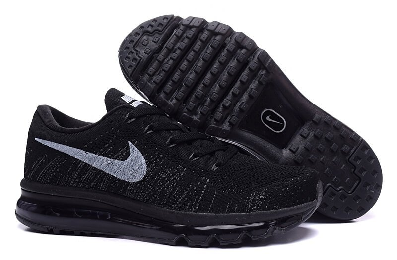 Nike Air Max Flyknit «All Black»