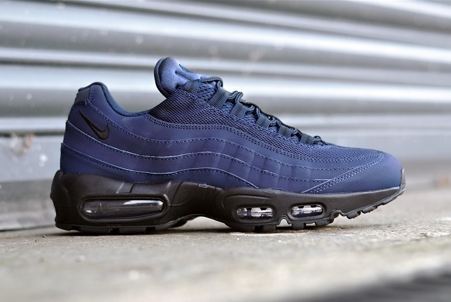 Nike Air Max 95 «Obsidian And Black