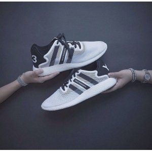 "Кроссовки Adidas Y-3 Yohji Boost & Qasa High ""White"" Арт. 0436"