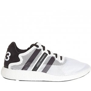Кроссовки Adidas Y-3 Yohji Boost & Qasa High