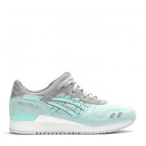 "Кроссовки Asics Gel Lyte III ""Mint/Grey"" Арт. 0444"