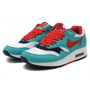 "Кроссовки Nike Air Max 87 ""Green/Red/White"""