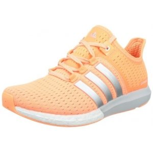 "Кроссовки Adidas Gazelle Boost W ""Orange/Silver/White"""