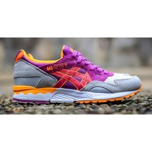 "Кроссовки Asics Gel Lyte V ""Soft Grey/Hyacinth Violet"" Арт. 0529"