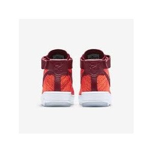 "Кроссовки Nike Air Force 1 Ultra Flyknit ""Deep Red"""