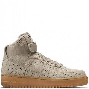 "Кроссовки Nike Air Force 1 High Suede ""String Gym"" Арт. 0738"