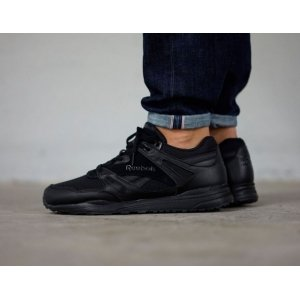 "Кроссовки Reebok Ventilator ST ""All Black"" Арт. 0646"