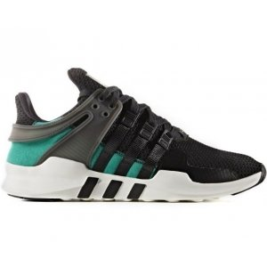 "Кроссовки Adidas EQT Running Support x Consortium ""Black/Green"""