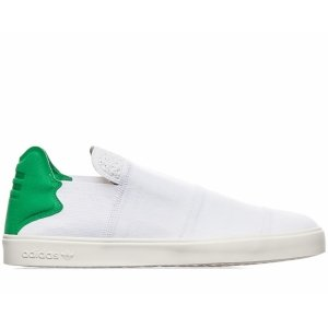 "Кеды Adidas Elastic Slip On X Pharrell Willians ""Pink Beach"" Арт. 0678"