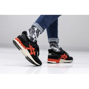"Кроссовки Asics Gel Lyte V City Pack ""Black/Orange"" Арт. 0682"