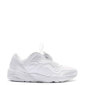 "Кроссовки Puma Disc 89 ""Triple White"""