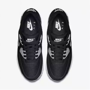 "Кроссовки Nike Air Max 90 Essential ""Black/White/Wolf Grey"""