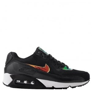 "Кроссовки Nike Air Max 90 Premium ""Iridescent/Black"""