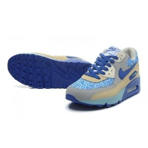 "Кроссовки Nike Air Max 90 ""Bright Blue Jade"" Арт. 0025"