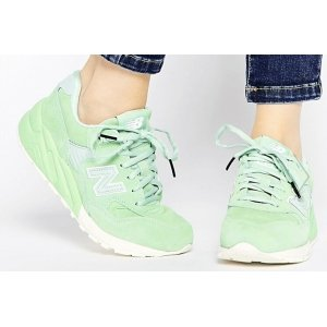 "Кроссовки New Balance 580 ""Mint Green Trainers"" Арт. 0797"