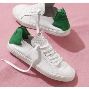 "Кеды Adidas Consortium x Pharell Willams ""Pink Beach With Green"""