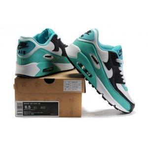 "Кроссовки Nike Air Max 90 ""Mint/Black/White"""