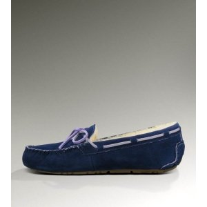 "UGG Dakota Slipper ""Navy Blue"" Арт. 1533"