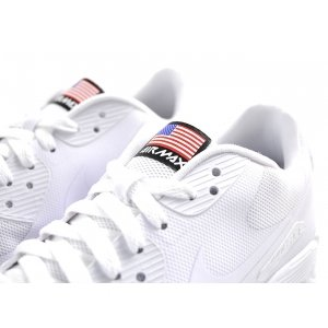 "Кроссовки Nike Air Max 90 Hyperfuse ""Independence Day White"""