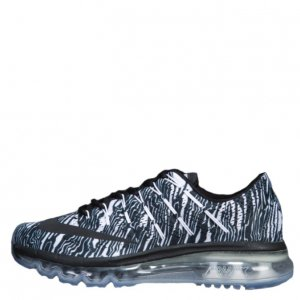 "Кроссовки Nike Air Max 2016 ""Print Racer Black And White"""