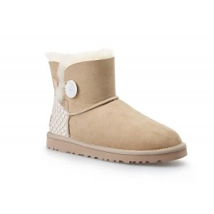 "UGG Classic Mini ""Cream Reptile"""