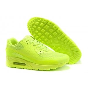 "Кроссовки Nike Air Max 90 Hyperfuse ""Electric Green"""