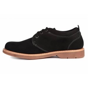 "Туфли Timberland Hartwick Plain Toe Oxford ""Black"""
