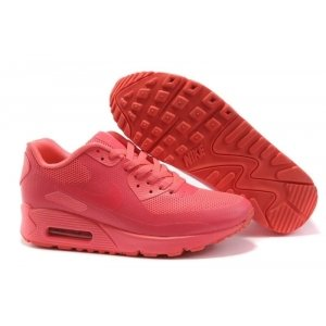 "Кроссовки Nike Air Max 90 Hyperfuse ""Coral"""