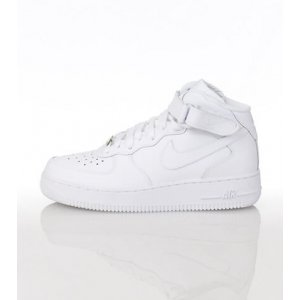 "Детские кроссовки Nike Air Force 1 High ""White"""
