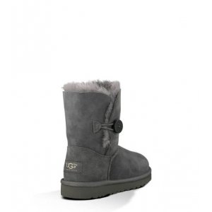 "UGG Baby Bailey Button ""Grey"" Арт. 0909"