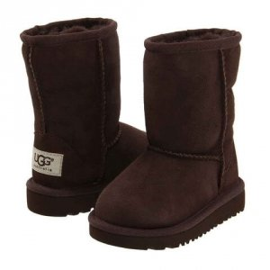 "UGG Baby Classic Short ""Brown"""