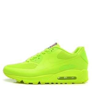 "Кроссовки Nike Air Max 90 Hyperfuse ""Independence Day Electric Green"""