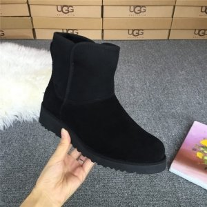 "UGG Abree Mini ""Black"""