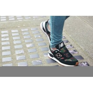 "Кроссовки New Balance 530 ""Floral Ink Black"" Арт. 1244"