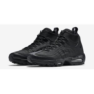 "Кроссовки Nike Air Max 95 Sneakerboot ""All Black"""