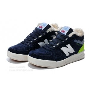 "Кроссовки New Balance CT300 Winter ""Navy/Green"" С МЕХОМ"