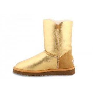 "UGG Bailey Button Metallic ""Gold"" Арт. 0564"