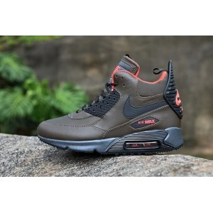 "Кроссовки Nike Air Max 90 SneakerBoot Winter ""Green/Black"""