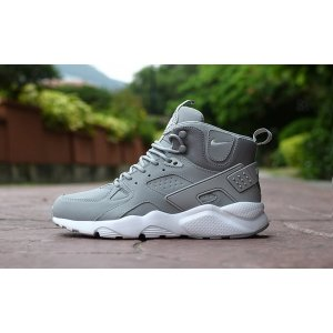 "Кроссовки Nike Air Huarache Winter ""Grey"" Арт. 0619"