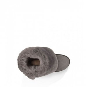 "UGG Bailey Button Triplet Bling ""Grey"" Арт. 0575"