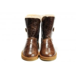 "UGG Bailey Button Krinkle ""Chestnut"" Арт. 1301"