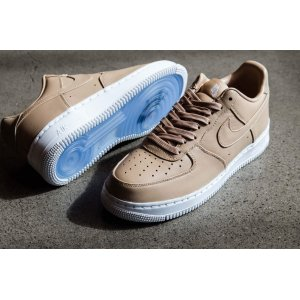 "Кроссовки NikeLab Air Force 1 Low ""Vachetta Tan/White"" Арт. 1337"