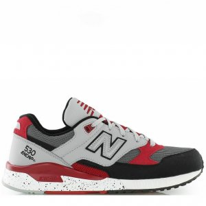 "Кроссовки New Balance M530PSB ""Grey/Black/Red"" Арт. 1349"