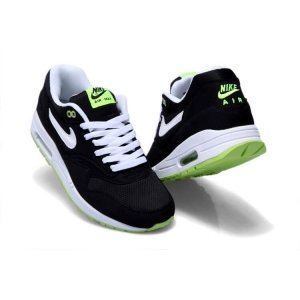 "Кроссовки Nike Air Max 87 ""Black/Green"""