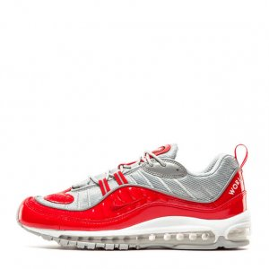 "Кроссовки Supreme x Nike Air Max 98 ""Red"""