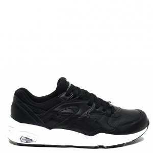 Кроссовки Puma R698 Core Leather