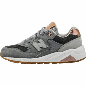 "Кроссовки New Balance 580 Elite Edition ""Gunmetal/Silver Mink"" Арт. 1242"