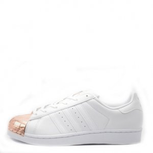 "Кроссовки Adidas Superstar ""Metal/Toe White"" Арт. 1246"