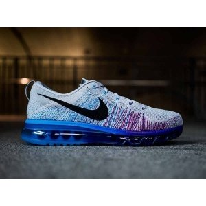 "Кроссовки Nike Air Max Flyknit ""Wolf Grey"" Арт. 0146"